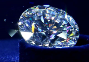 Flawless 51 Carat Diamond from Russia